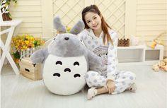 Hot Sell Valentine Day Miyazaki Hayao Figure My Neighbor Totoro 25cm Plush Toy Best Gift for Children Girlfriend Free Shipping