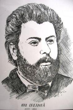 Scriitorul Ion Creangă Art by Constanta Abalasei-D Popular, Nike, My Love, Art, Livres, Art Background, Kunst, Popular Pins, Performing Arts