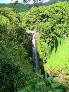Makahiku Falls - Hike Maui