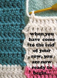 I am not pinning this for the 'ordinary extraordinary' blanket crochet pattern but for the technique of attaching the strips as you go. The afghan is cute, though.