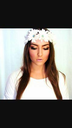 Cute Flower Headband
