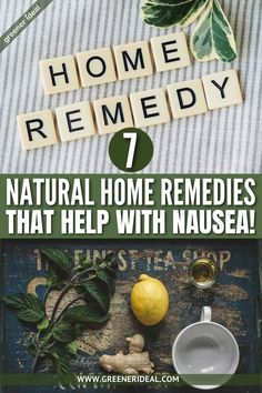 Nausea is a common disorder of the stomach that occurs in adults as well as children. It is also referred to as a symptom of an underlying condition. When nausea occurs, a person feels discomfort and the strong urge to vomit. Although a variety of factors causes it, nausea can be alleviated with the most effective home remedies. #greenlivingtips #gogreen #heath #body #nausea #homeremedies #naturalremedies #nauseatips #healthyliving How To Help Nausea, Green Living Tips, Natural Home Remedies, Go Green, Clean Eating Recipes, Ideal Home, Healthy Living, Factors, Feels
