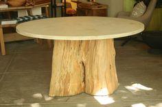 concrete table top