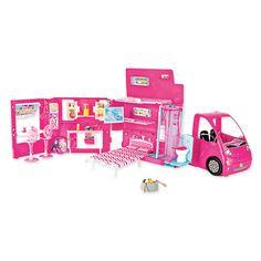 Target Toy Catalogue – Barbie Glam Camper