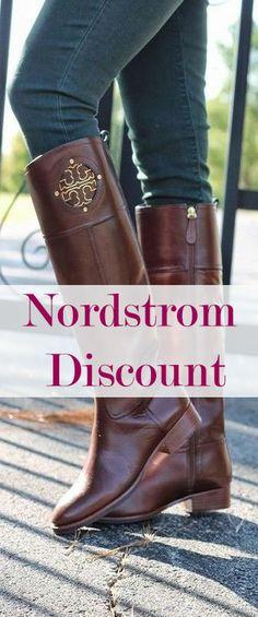 Nordstrom discount !!!<3