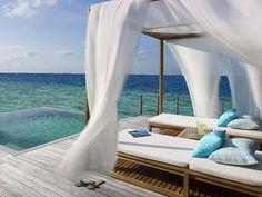 Breathtaking ocean view.