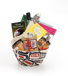 GreenNGreen, Gifts with Flair - A Perfect Potlatch, $156.00 (http://www.greenngreen.com/a-perfect-potlatch/)