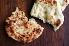 naanstacked  Steel-Baked Naan by Alexandra Stafford  *Alexandra uses the Baking Steel in place of a pizza stone  Years ago at a street fair in my town, I watched a man slap rounds of dough  to the inside wall of a blazing hot tandoor oven. After just one minute, he  would lower a long metal skewer into the oven and peel the blistered and  bubbled naan from the wall. Before passing the charred rounds of bread to  drooling customers hovering at his side, he brushed the surface with melted…