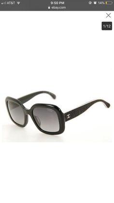 832f0b443f660 7 Chanel 5272 c.622 S8 Square Black Gray Gold Polarized Sunglasses  55-21-135  fashion  clothing  shoes  accessories  womensaccessories ...