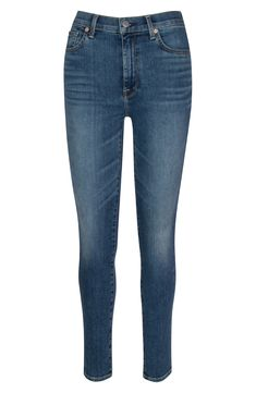 Designer Jeans For Women, Nordstrom Store, Clothing Items, Jeans Style, Stretch Denim, Hugs, Online Price, High Waist, Skinny Jeans