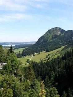 Almanya - Neuschwanstein'dan