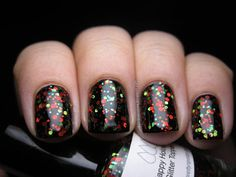 Polish Etc.: Pretty and Polished Happy Holodays Duo Swatches and Review