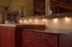 Kitchens .com - Rustic Kitchen Photos - Butcher Block and Granite