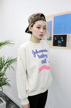 #japan #street #fashion Johnson baby oil
