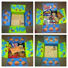 """""""I'm nuts about you"""" Care Package #Deployment #Carepackage #Military"""
