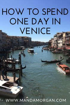 How To Spend One Day In Venice Europe Destinations, Venice Travel, Italy Travel, Doge Of Venice, Vacation Trips, Vacation Ideas, Vacations, Local Hospitals, Thing 1