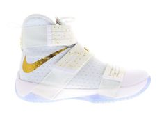 Release Date: Nike LeBron Zoom Soldier 10 Gold Medal