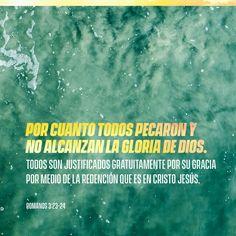 El versículo del día.