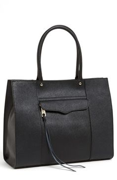 Black.. maybe a larger one too  Rebecca Minkoff 'M.A.B. - Medium' Tote available at #Nordstrom