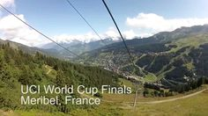 Quick vid from Meribel - World Cup Finals, France by Banshee Bikes Factory Team.