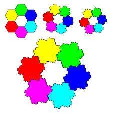 Image result for fractal quilt patterns