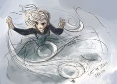 The cold never bothered me anyway.