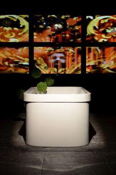 Happy D.2 Duravit, Happy D, Freestanding Bath, Baths, Aquarium, Designers, Canning, Inspiration, Freestanding Tub
