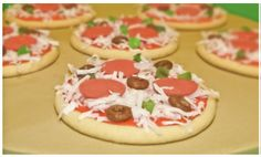pizza cookies and other unique cookie ideas