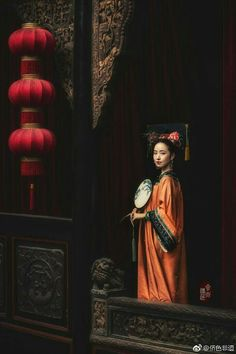 Hanfu - Qing women - Qing dynasty