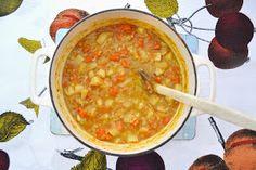 Parsnip, Carrot & Lentil Soup