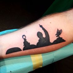 Pin by maria miraval on mst3k pinterest tattoo for Tom servo tattoo