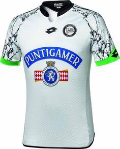 4c276e7376 SK Sturm Graz (Austria) - 2015 2016 Lotto Away Shirt Футбол