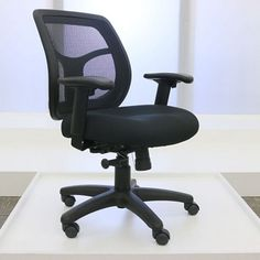 Eurotech Seating Apollo Mesh Task Chair | NBF.com