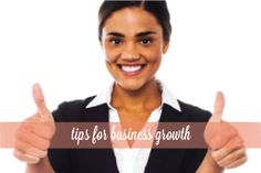 Tips for Business Growth by Patrice N. Rivers