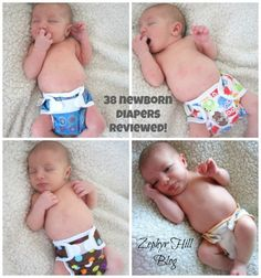 Building a stash for a newborn? Here are pictures and reviews that might help you choose!