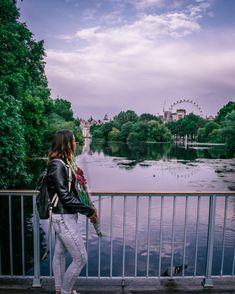 Dónde sacar las mejores fotos en Londres: los lugares más instagrameables - Marina Visuals London Eye, Covent Garden, Westminster, Big Ben, Instagram, World, Friends, Ideas, Shots Ideas