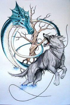 Norse Apocalypse by SilverNucleus on DeviantArt