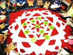 First Grade Wow: (That Green Guy) Math and Text Connection Kindergarten Math Activities, Winter Activities, Christmas Activities, Christmas Themes, Literacy, Grinch Decorations, Text To Text Connections, How To Make Snowflakes, Too Cool For School