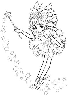 Nour Serhan uploaded this image to 'Tinkle Dreamy Joanna colouring book'. See the album on Photobucket.