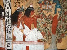Tomb of Sannedjem, Workers' Village, Luxor, Egypt