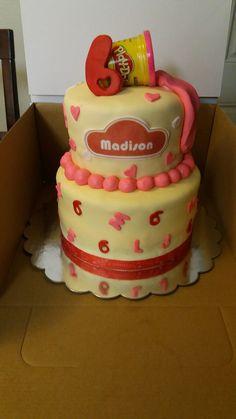 Playdo cake
