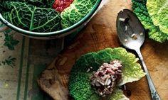 Stuffed Cabbage Leaves   Olia Hercules