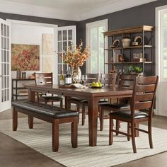 Decorating Your Dining Room - Cool Furniture Ideas Check more at http://1pureedm.com/decorating-your-dining-room/