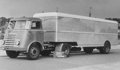 DAF 7 streper B 1305 1950 Friese Nummerbewijzen, kentekens voor auto's en motoren 1906-1951