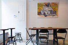 Third Rail Coffee is a little gem of a shop, the perfect jump-start to your day. 159 2nd Ave, New York, NY 10003