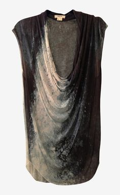 Designer of the Day: Helmut Lang (there is something intergalactic about this top)