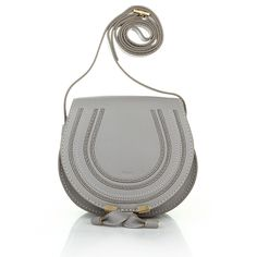 Marcie Round Small Bag Cashmere Grey