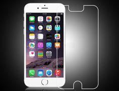 Protector de Pantalla CRISTAL TEMPLADO Para iPhone 6 PLUS - https://complementoideal.com/producto/cristal-protege-pantalla-rigido-y-sin-burbujas/  - Elprotector de pantalla de cristal templadopara iPhone 6 PLUStiene una dureza 9H, y está elaborado con un cristal especial de gran resistencia a golpes y ralladuras. El protector de pantalla de cristal templado está fabricado con un vidrio especial químicamente que le hace seguir teniend...
