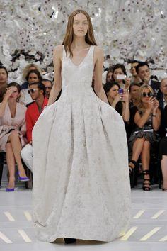 Christian Dior, haute couture A-H 14/15 | L'Officiel de la mode
