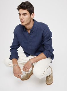 JAG Linen Shirt